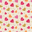 pattern heart seamless