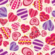 seamless heart pattern