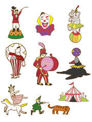 cartoon Circus icon