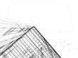 grattacielo illustrazione rendering 3d tratto - 28072613