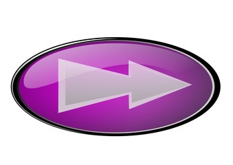 Web button in purple with direction icon