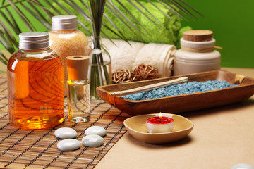 Spa, zen and relax
