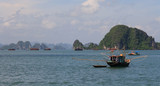 Halong Bay Fishing Boat
