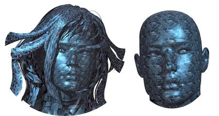 3D - EGN - Duo Robots 311