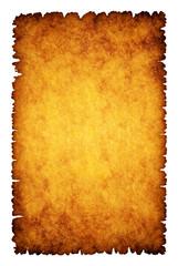 Rough parchment paper background