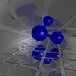 h2o molecule