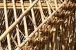 escalier en bambou