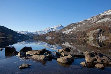 View to Mount Snowdon