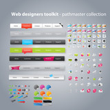 Web designers toolkit - pathmaster collection