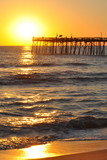Outer Banks Pier Sunrise