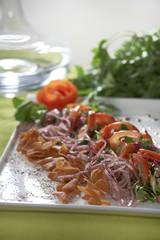 Fattouche lebanese salad