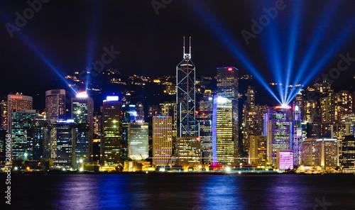 HONG KONG LASER SCHOW