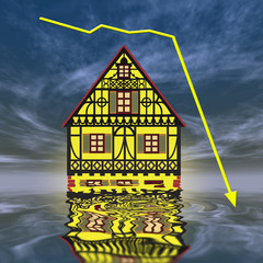 The crisis of the real estate market