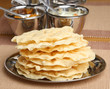 Indian Poppadoms - 28113623