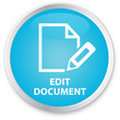 Process Flow Icon - Edit Document