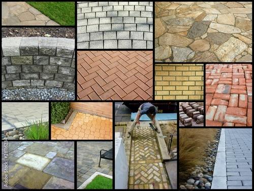 paving stones - 28116234