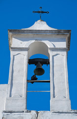 Historic belltower.