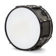 Leinwanddruck Bild - drum isolated on white background