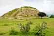 Monte Alban, Zapotec ruins, Mexico