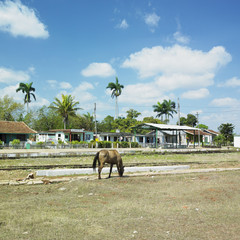 railway station, Guareiras, Cuba