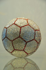 Diamond  football ball