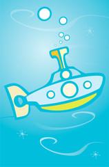 Simple Submarine