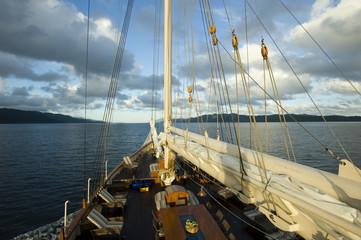 Sailing Boat Raja Ampat