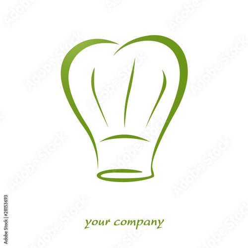 logo entreprise toque chef cuisinier fichier vectoriel libre de droits sur la banque d 39 images. Black Bedroom Furniture Sets. Home Design Ideas