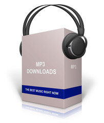 MP3 Downloads music box