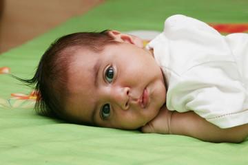 neonato serio