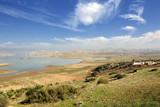 Nzala El Oudaia lake near Fes in the Middle Atlas poster
