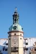 Turm des alten Rathauses Leipzig