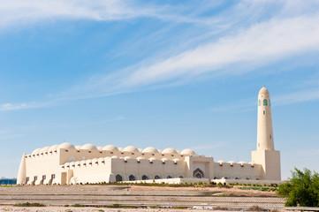 Qatar state mosque