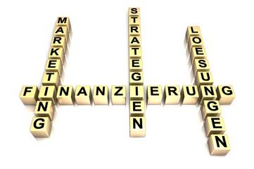 Marketing-Strategien Gold