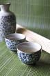 Row of Sake set