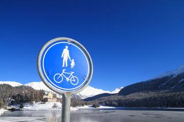 Passaggio pedonale & ciclabile