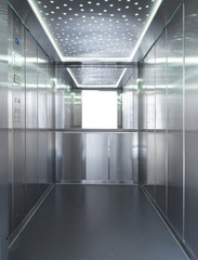 full inox elevator