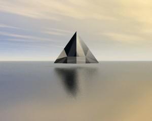 Pyramide und Symbolik