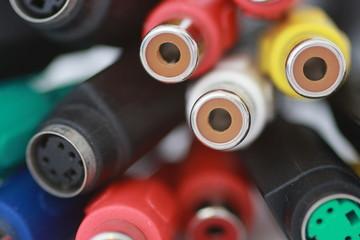 Kabel Verbindung Video TV Fernsehen Digital