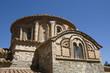 Mystras - Saint-Theodores detail, byzantine church - Peloponnese