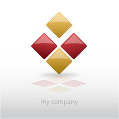 logo entreprise, carrelage