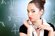 female tutor