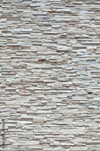 XXXL Full Frame Sandstone Stone Wall Made of Many Blocks