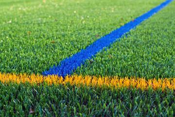 Plastic Soccer Grass