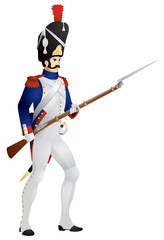 French Old Guard Grenadier