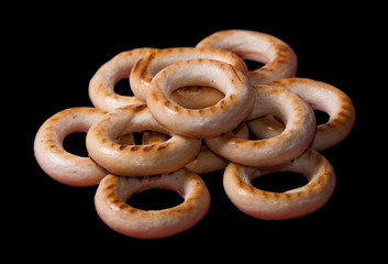 bagel composition olympic rings