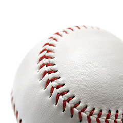 White Baseball Ball