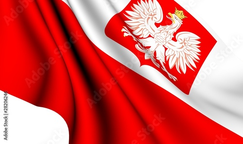Flag of Poland - 28206246
