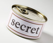 secret en boite énigmatique