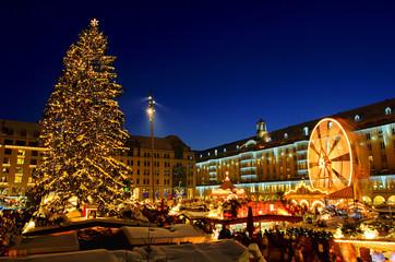 Dresden Weihnachtsmarkt - Dresden christmas market 14